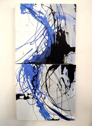 Blue Streak - Sold
