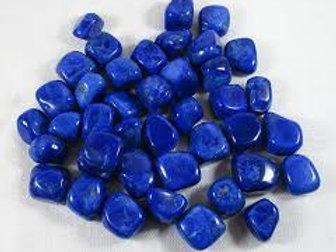 HOWLITE LAPIS BLUE