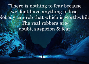 FEAR By Osho - Understanding & accepting the insecurities of life