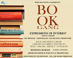 BOOK GANG