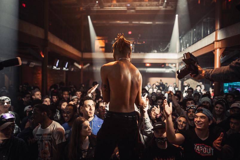 Evan the Twerkgod Is the Detroit Rapper up Next in the Rap Game