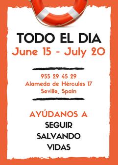 Event Flyer #1 - (Back)