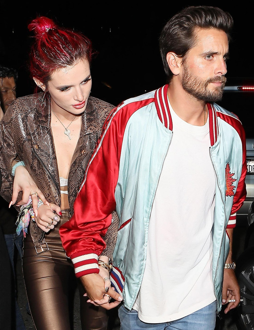 Scott Disick is back at it again with another romance—aren't you surprised?