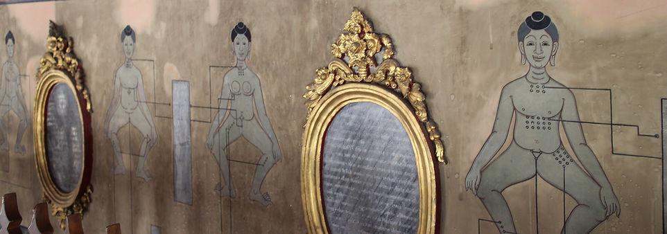 Curso Formação em Thai Yoga Massagem