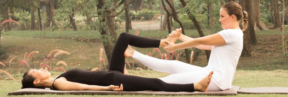 Curso Thai Massagem