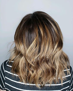 Ombre Hair at Posh A Salon