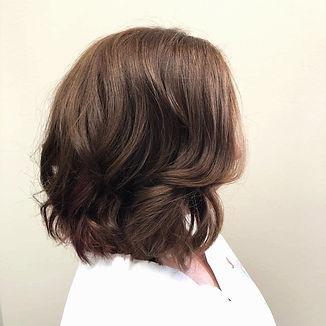 Women's Haircut at Posh A Salon