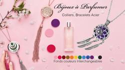 Bijoux à parfumer