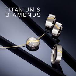 Fonds bijoux TITANIUM