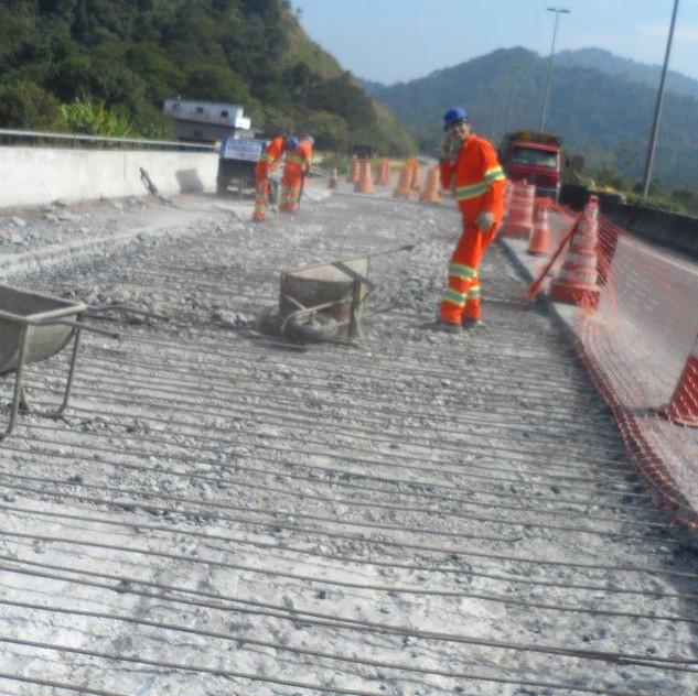 Recuperação de OAE - Ponte do Rio Suruí (16)