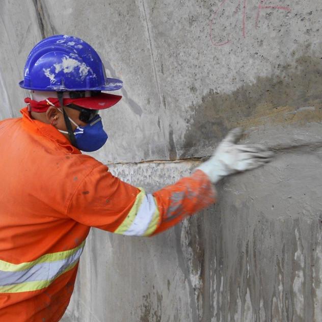 Recuperação de OAE - Túneis (12)