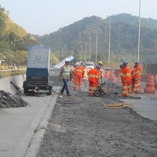 Recuperação de OAE - Ponte do Rio Suruí (9)