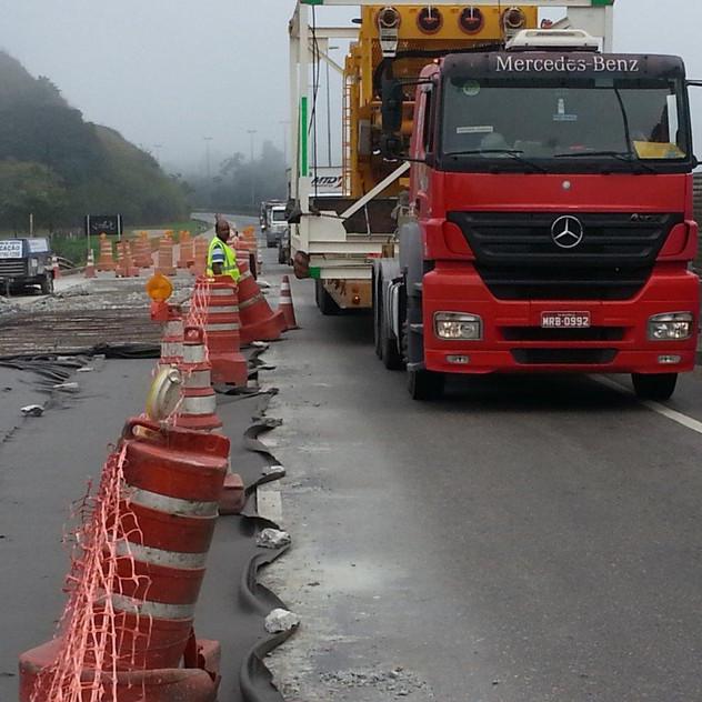 Recuperação de OAE - Ponte do Rio Suruí (2)