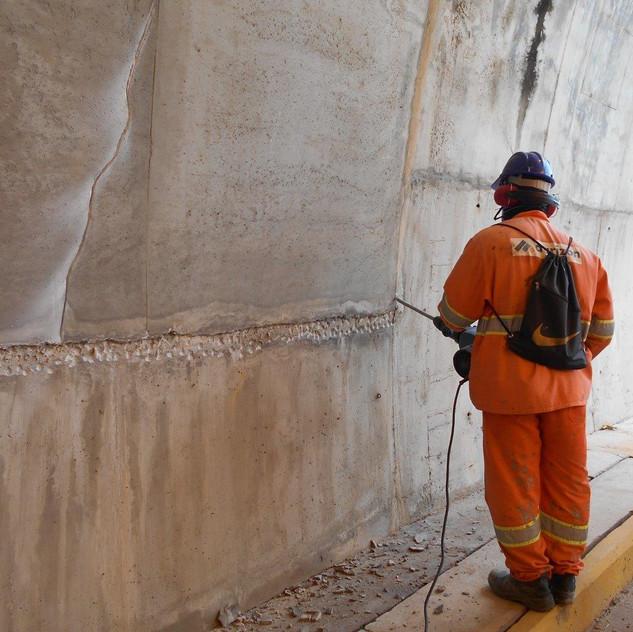 Recuperação de OAE - Túneis (17)