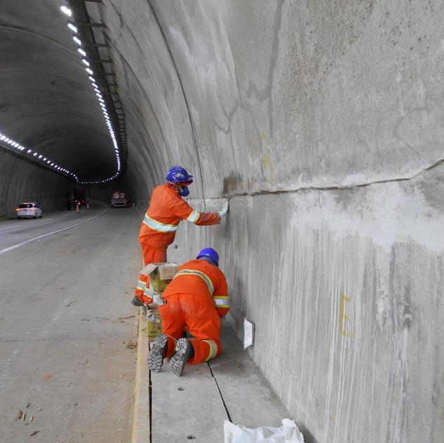 Recuperação de OAE - Túneis (11)