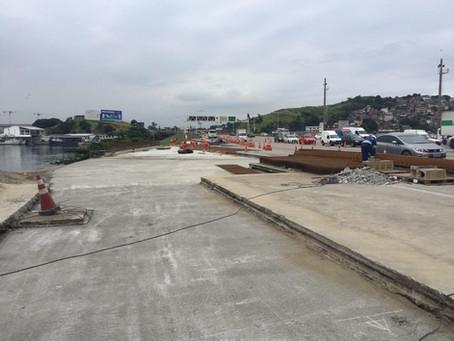 Ecoponte - Ampliação da Praça de Pedágio - Ponte Rio/Niterói (BR-101)