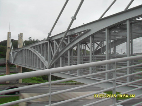 Via Oeste - Recuperação de Passarelas Metálicas na Rodovia Castelo Branco (SP-280)