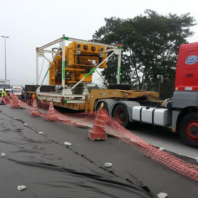 Recuperação de OAE - Ponte do Rio Suruí (3)