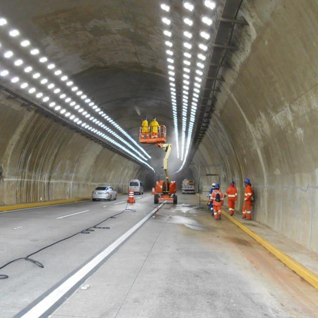 Recuperação de OAE - Túneis (5)