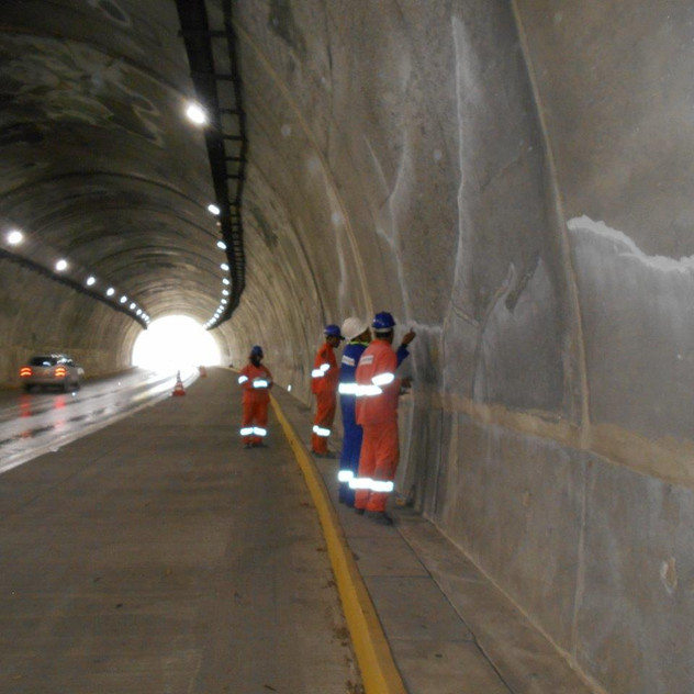 Recuperação de OAE - Túneis (2)