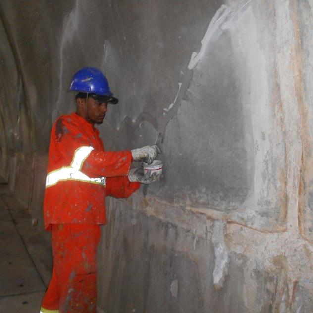 Recuperação de OAE - Túneis (4)