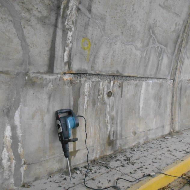 Recuperação de OAE - Túneis (10)