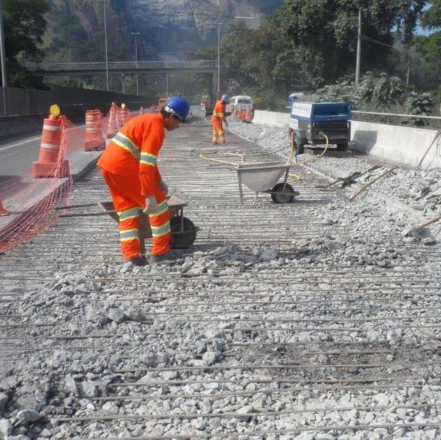 Recuperação de OAE - Ponte do Rio Suruí (17)