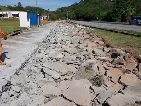 ECO101 - Adequação dos Postos de Pesagem - Rio Novo e Linhares (BR-101)