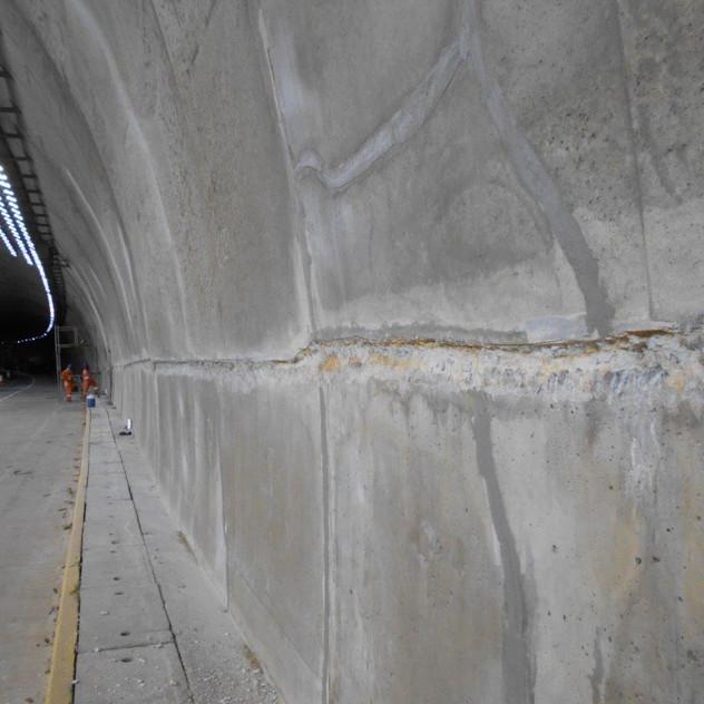 Recuperação de OAE - Túneis (8)