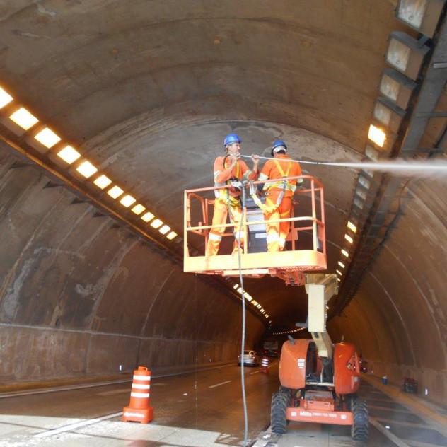 Recuperação de OAE - Túneis (14)