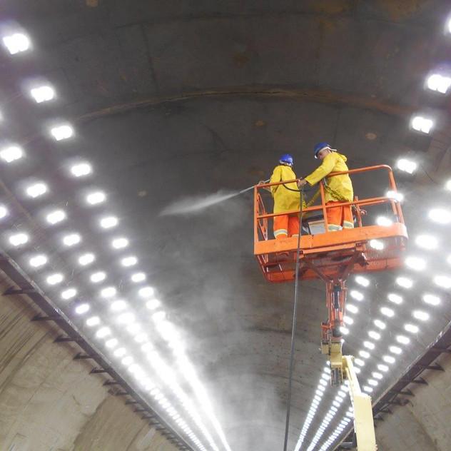 Recuperação de OAE - Túneis (6)