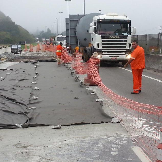 Recuperação de OAE - Ponte do Rio Suruí (1)