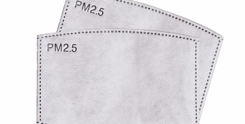 2 Pk PM 2.5 Filter