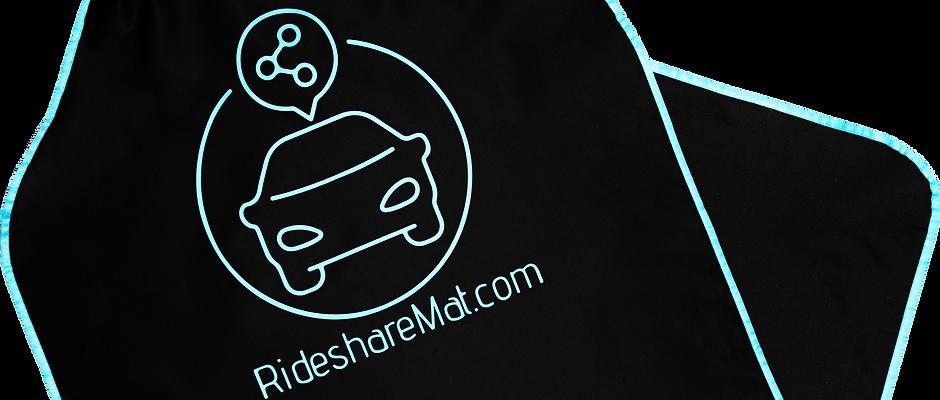RideshareMat Portable Seat Cover
