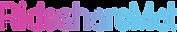 Ridesharemat logo