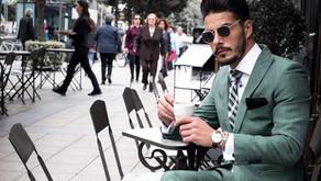 Zelený oblek - proč ANO a především JAK