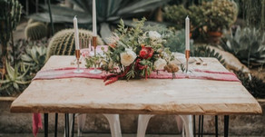 5 rad pro vytvoření svatební desky (vision board)