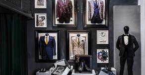 Proč oblek z Moliere Store ?