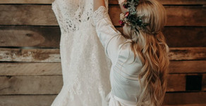 Sníh, vrchol svatby!?