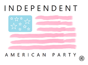 INDEPENDENT AMERICAN PARTY by sir benni