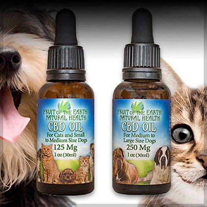 CBD Cats and S/M Dogs (150mg)