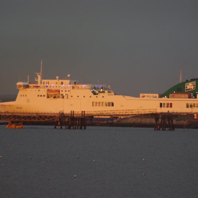 Epsilon in harbour