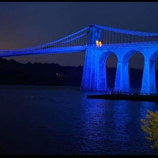 The Menia Suspension Bridge