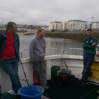 Spindrift - fishing charter