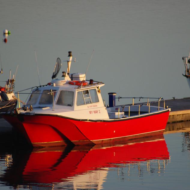 My Way 2 - fishing charter