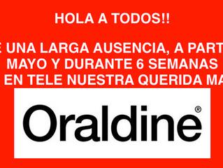 ¡¡Nueva Campaña de Oraldine!!