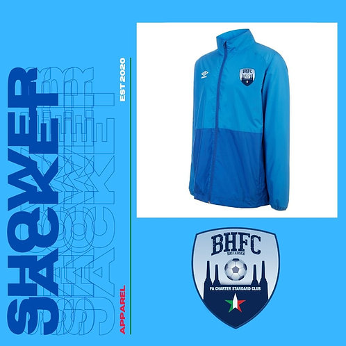 BHFC SHOWER JACKET