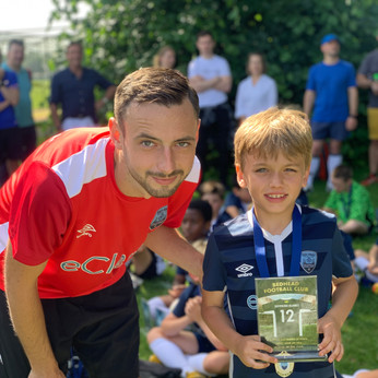 U9 Sky Player of the Year
