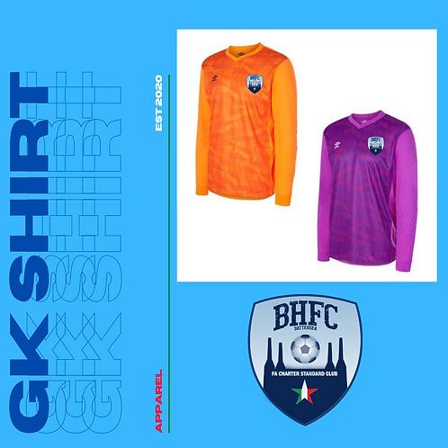 BHFC GK SHIRT