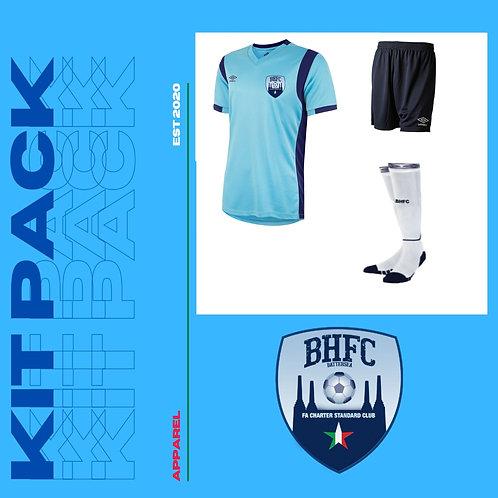 BHFC FOOTBALL DEVELOPMENT CENTRE KIT PACK